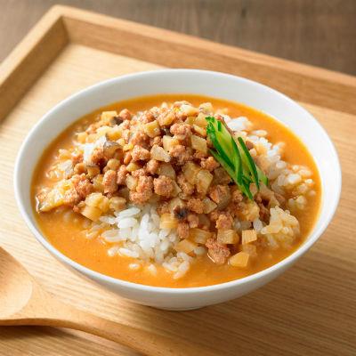 無印良品 アレンジ 冷やし胡麻味噌坦々スープ