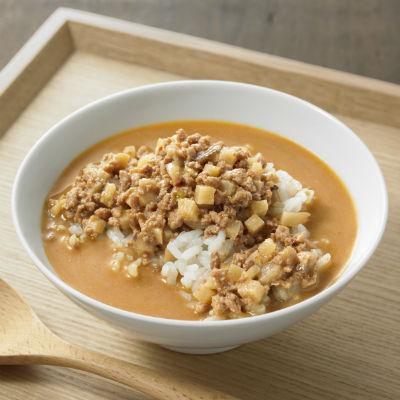 無印良品 アレンジ 胡麻味噌坦々スープ