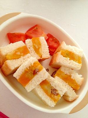 かぼちゃ離乳食レシピ7