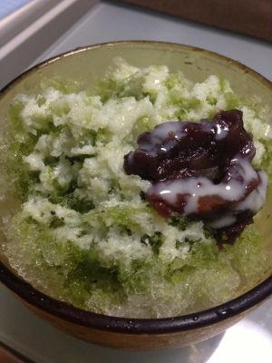 かき氷シロップ5