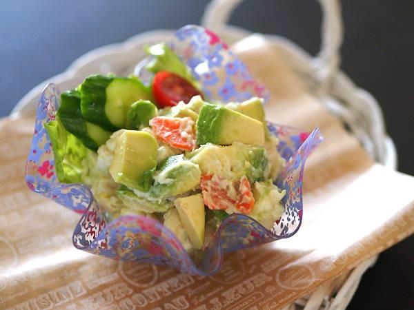 コンビニ惣菜 ポテトサラダ