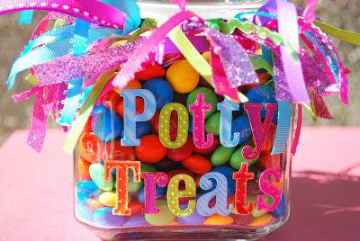 potty treats