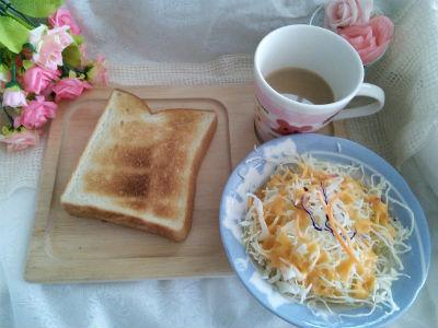 朝食 ミロ