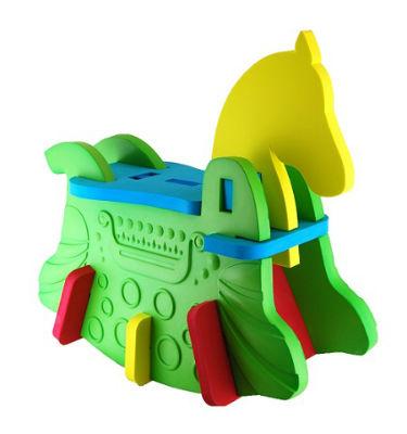 アップサイズ3Dパズル 木馬