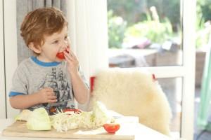 3歳までに決まる!?子どもの味覚を育てるために親ができること