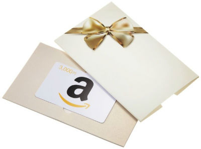 ギフトカード Amazon