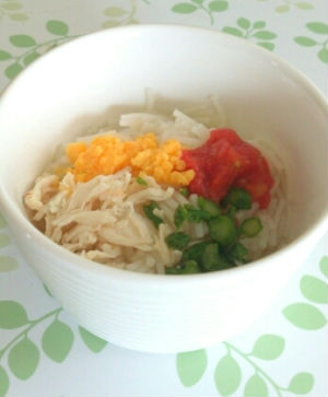 トマト離乳食レシピ5