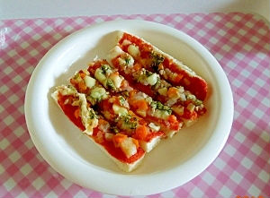 トマト離乳食レシピ6