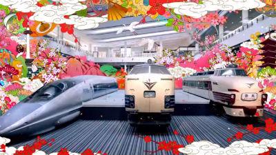 鉄道の日イベント 京都鉄道博物館