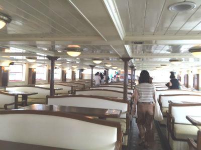 東京 水上バス 乗船レポ4