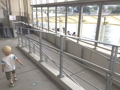 東京 水上バス 乗船レポ3