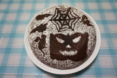 チョコレートケーキ レシピ6