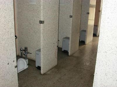 子ども 和式トイレ