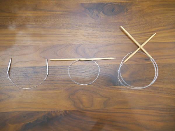 輪針 種類