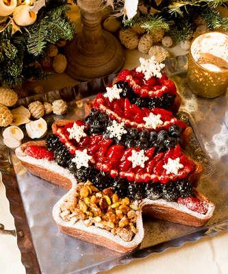 クリスマスケーキ キルフェボン
