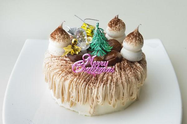 今年はママのご褒美に♪『大人のクリスマスケーキ』2016年オススメは?