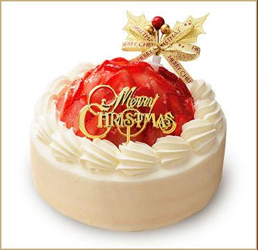 クリスマスケーキ らでぃっしゅぼーや