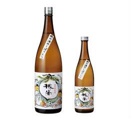 日本酒 桃の滴