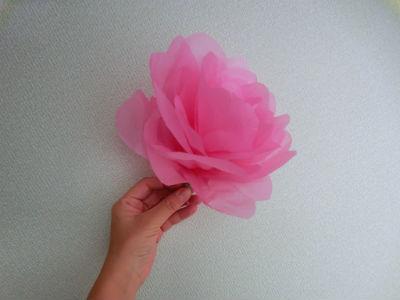 ジャイアントフラワー お花紙