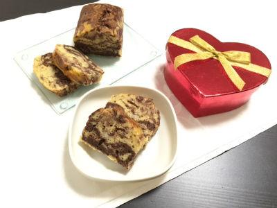 チョコ不使用のバレンタインレシピ4
