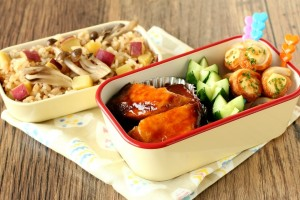 お弁当の主食に!絶品アレンジご飯レシピ5選