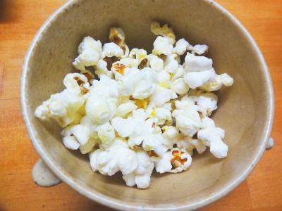 ポップコーンレシピ1