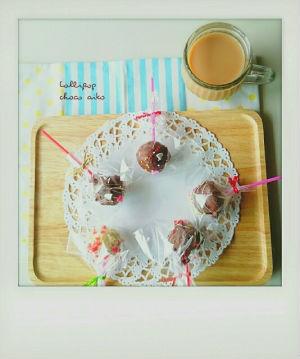 ケーキポップ5