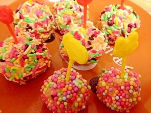 ケーキポップ1
