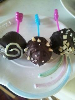 ケーキポップ2
