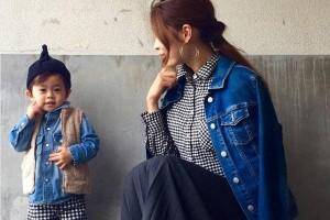 みんなのInstagram投稿紹介【#ママプ親子コーデ Vol.1】