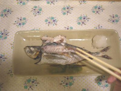キレイな魚の食べ方2
