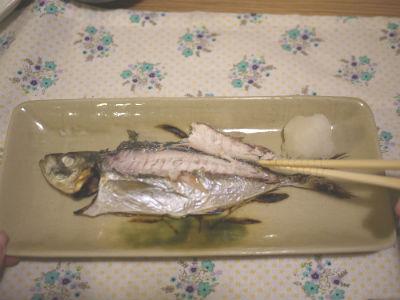 キレイな魚の食べ方3