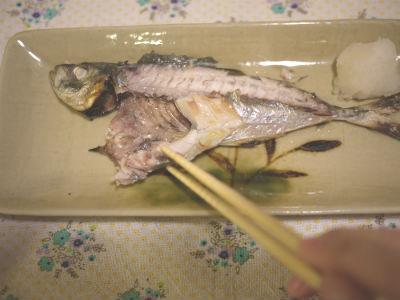 キレイな魚の食べ方4