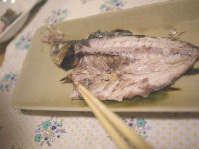 キレイな魚の食べ方5