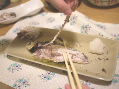 キレイな魚の食べ方6