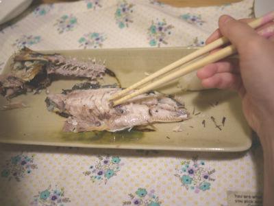キレイな魚の食べ方8
