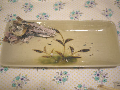キレイな魚の食べ方9