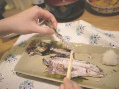 キレイな魚の食べ方7