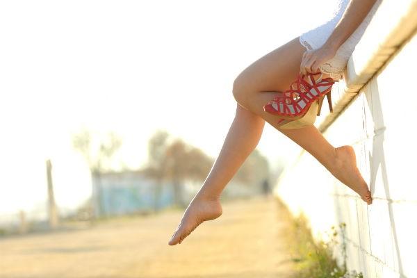 ギクッ!意外とやってた…脚が太い人がやりがちなNG習慣
