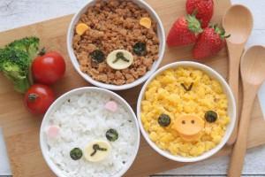 かわいすぎて食べられない!yukaさんのリラックマキャラごはんレシピ
