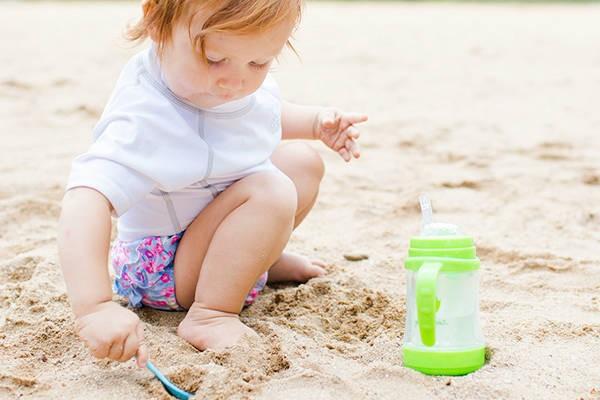【オムツ機能付きスイムパンツをプレゼント!】洗って何度も使える!海外で大人気『i play』のスイムウェアがかわいい♪