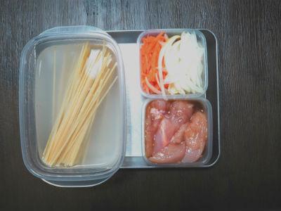 お弁当時短テクレシピ2