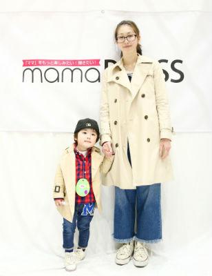 mamaPRESSおしゃれスナップ撮影会@かぞくみらいフェス