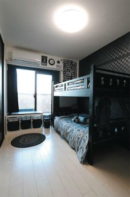 ホテルライクな部屋作り