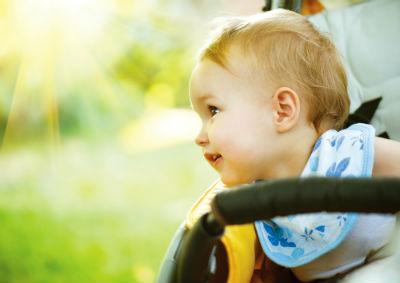 赤ちゃんの日よけ・虫よけ対策