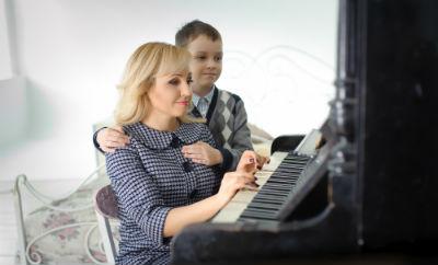 子どものピアノのお稽古