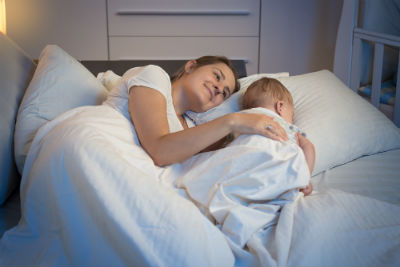 8か月赤ちゃんの寝かしつけテク