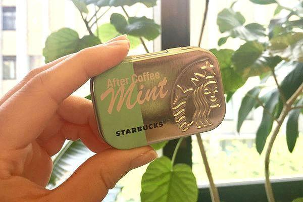 売り切れる前にゲットせよ!話題のスタバ商品『アフターコーヒーミント』を思わずパケ買い