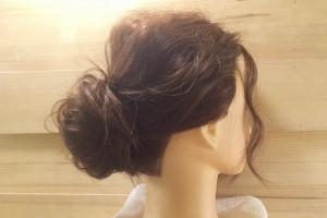 朝のボサボサ髪をごまかすために!簡単5分で作れる時短ヘアアレンジが便利!!