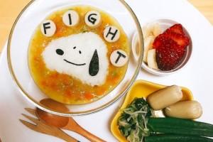 簡単なのに超絶かわいい!taisukiさんの離乳食アートに大注目!